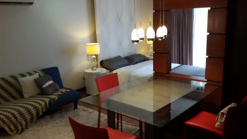 Ayala CEBU 45sqm Furnished Studio Unit, vacation rental in Cebu City