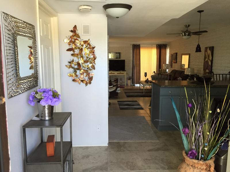 Entrance foyer