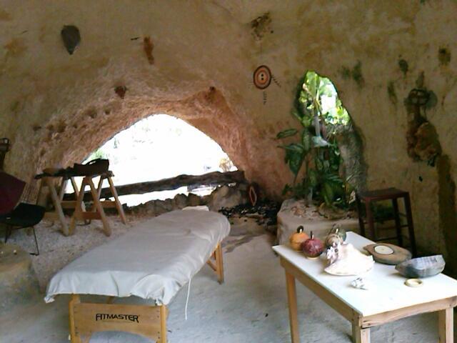 Balneario de la gruta