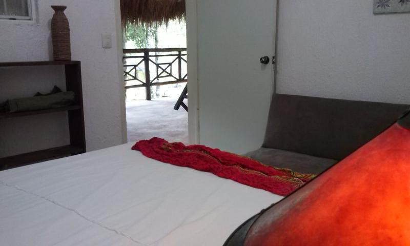 Cuernavaca de la habitación, con terraza