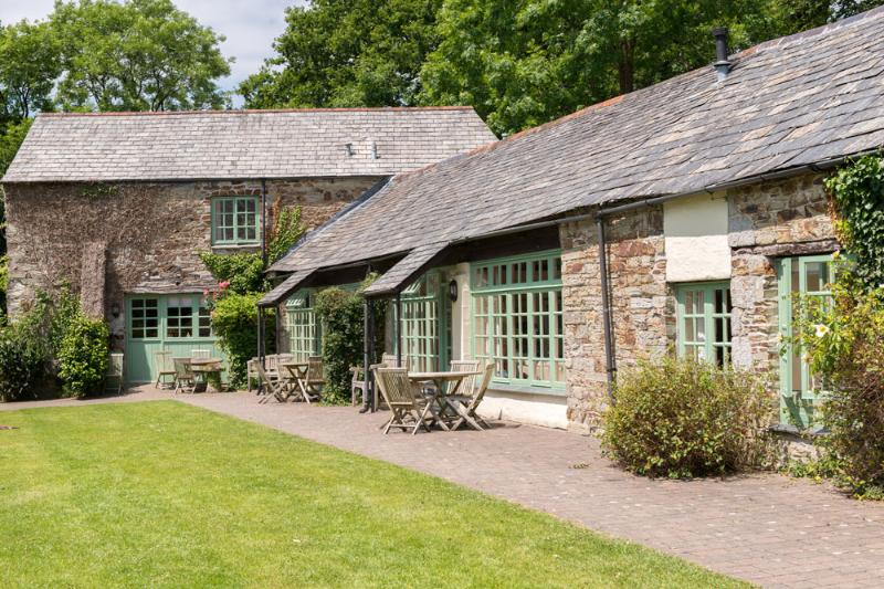 Glynn Barton Cottages Grooms, holiday rental in Bodmin