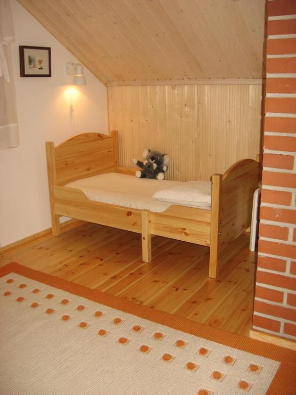 Petite chambre à coucher, 2e étage