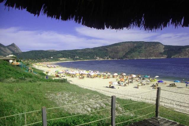 Camboinhas Beach
