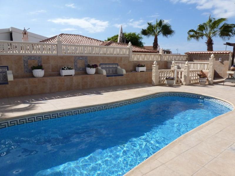 Villa Malpas, holiday rental in Guargacho