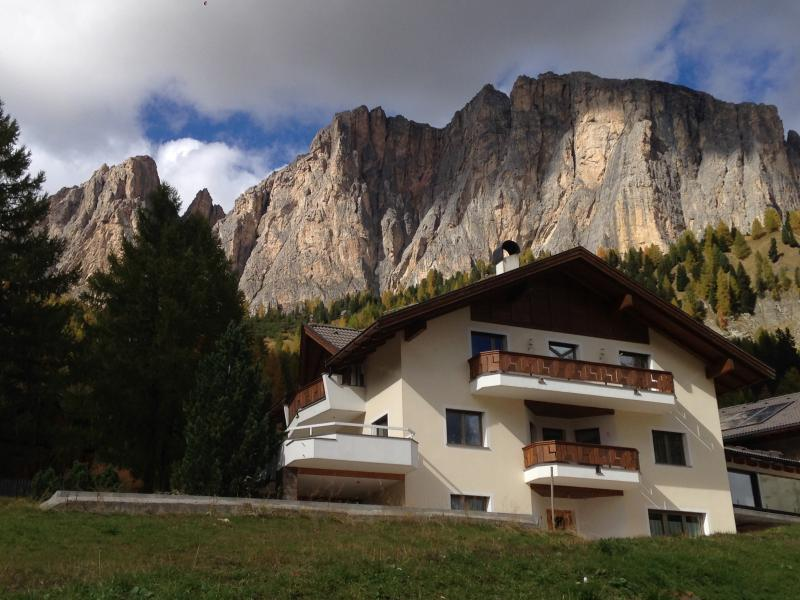 Ciasa Roenn - in the heart of the Dolomites