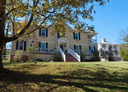 Shenandoah Manor Bed & Breakfast, vacation rental in Buchanan