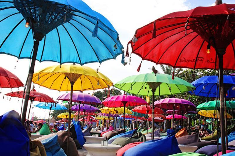 La Plancha beach bar
