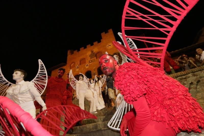 Festival di Mercantia in Certaldo Alto