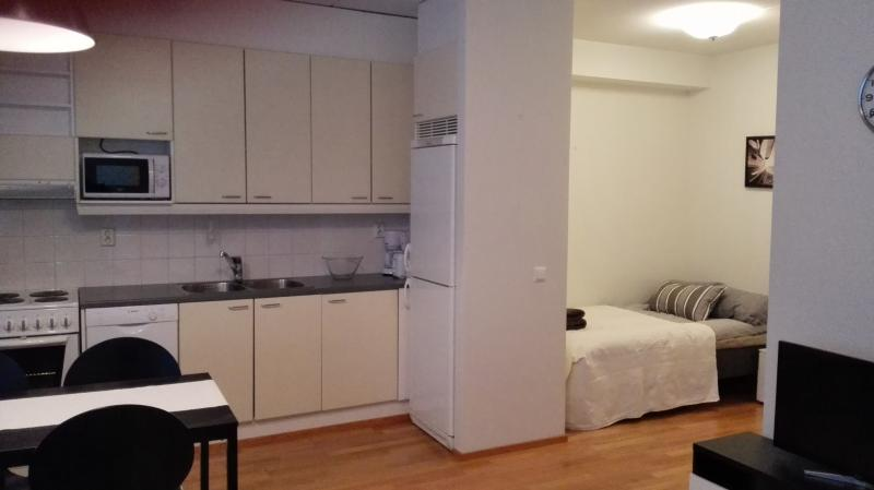 Stylish Studio Apartment close to the City Center, vacation rental in Oulu