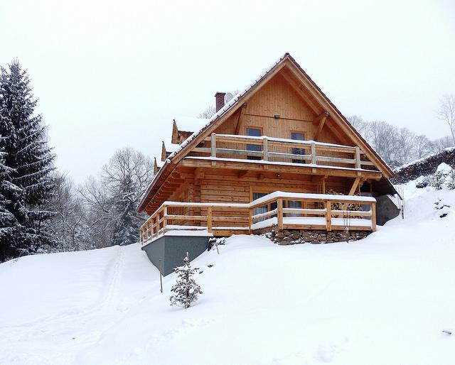 Bear Lodge, holiday rental in Loucna nad Desnou