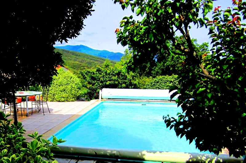 Private pool, stunning views, roof terrace, sunset, vakantiewoning in Pyrénées-Orientales