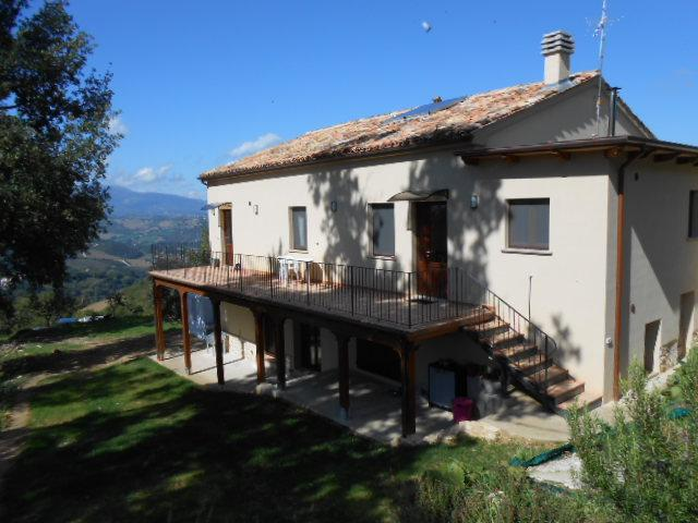Agriturismo Amargi, holiday rental in Montefortino