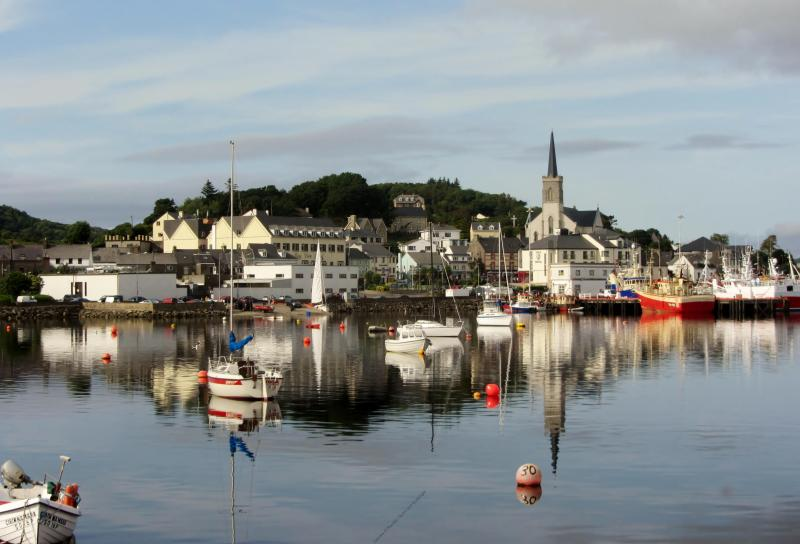 Killybegs Harbour, Co. Donegal