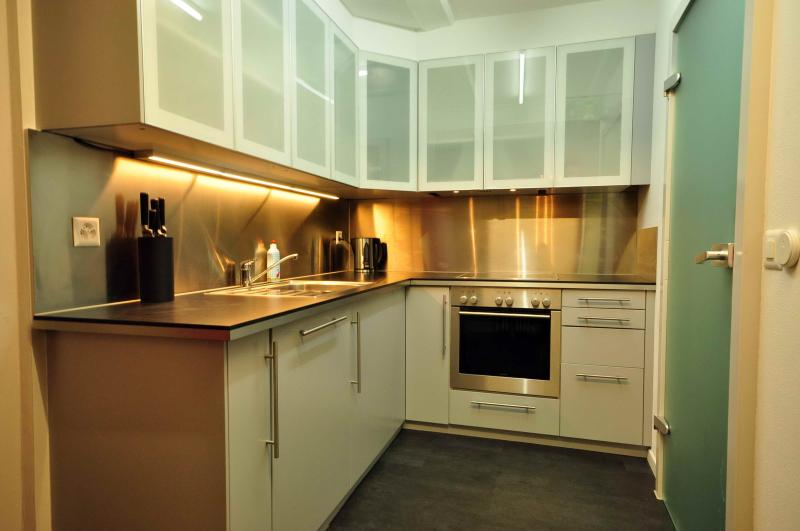 Fully equipped kitchen for 12 persons