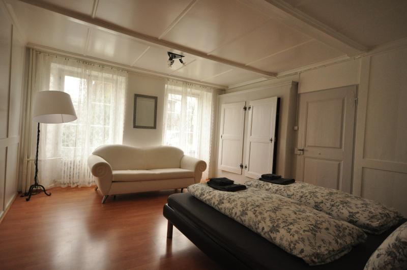 Spacious, comfortable Master Bedroom.