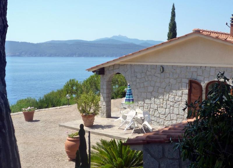 Villetta dello Scrittore, holiday rental in Lido di Capoliveri