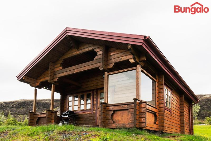 Nupar Large Cabin, holiday rental in Arborg
