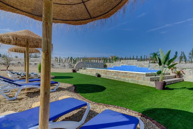 Villa Damara - Luxe Appartement Oliva (1-2 pers.), holiday rental in Arboleas