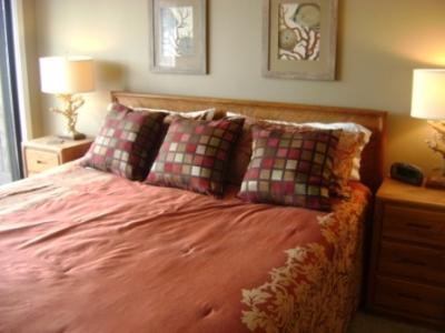 Knolls 334 Master Bedroom