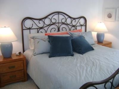 Lazy Days C-7 Master Bedroom