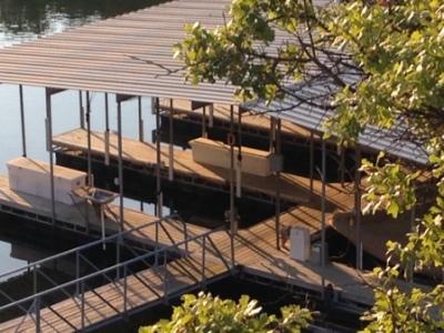 Lazy Days D-7 Dock