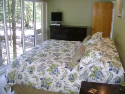 Master camera da letto vista 2