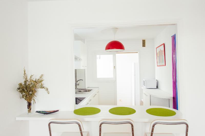 Apartamento en la playa de Agaete reformado, con garaje incluido