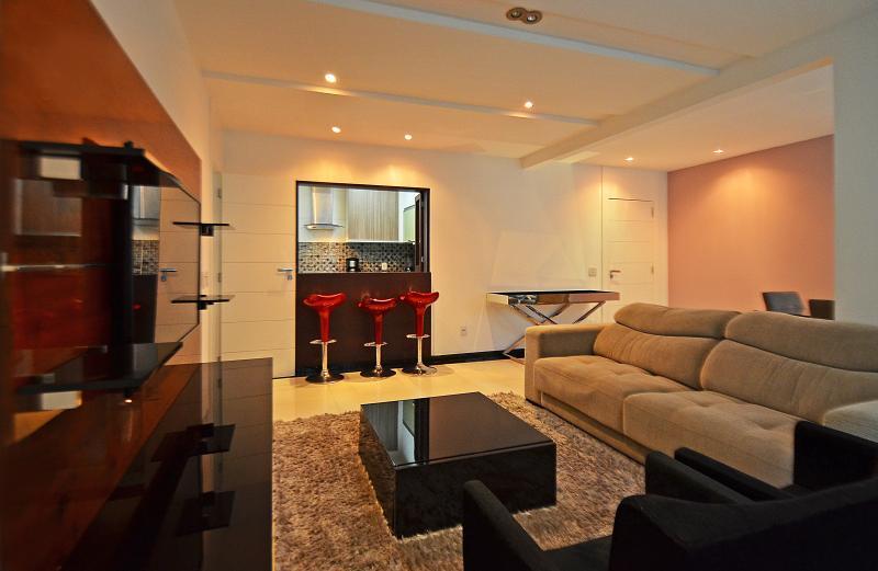 sala ampla super luxo