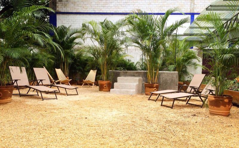 Jaccuzzi Terrace. Exclusive for guests
