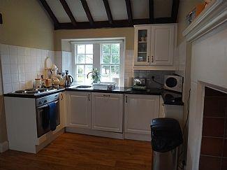 Fir Tree Lodge Kitchen