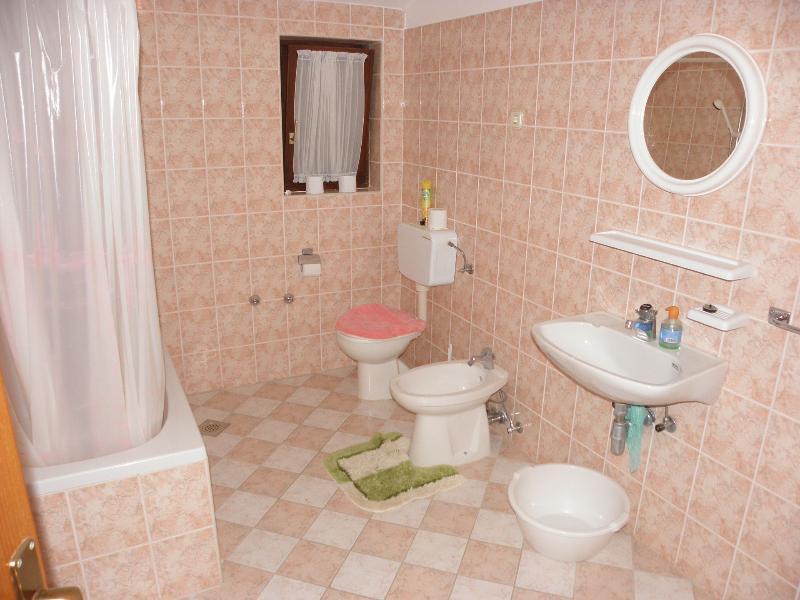 A3-117C (2 + 2): salle de bain avec toilette