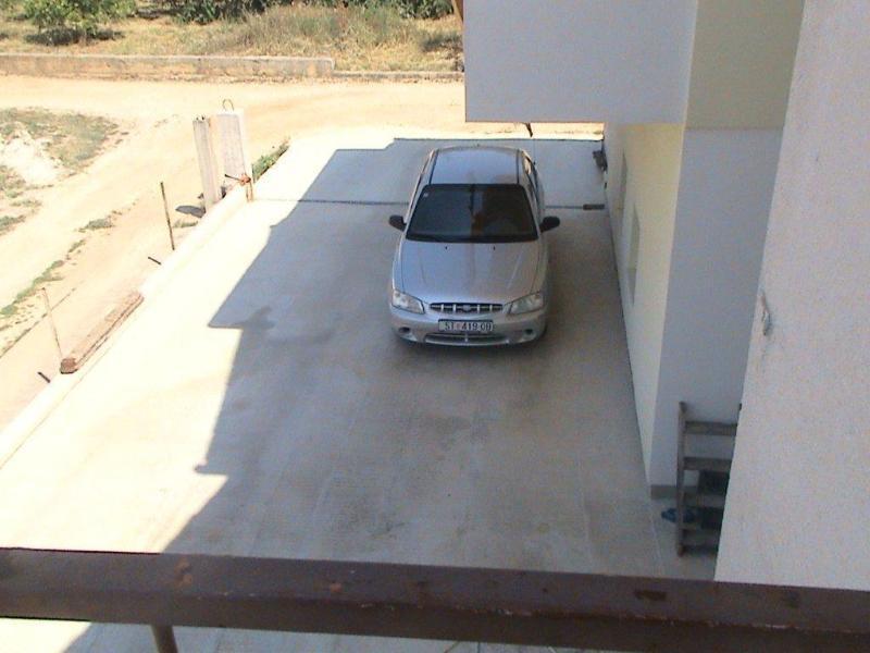 parking (maison et environs)