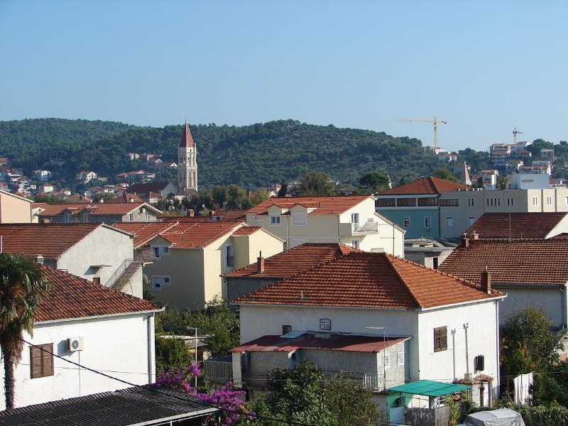 A2 plavi (5 + 2): uitzicht op het terras