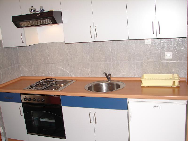 A3 Prizemlje (2+1): kitchen
