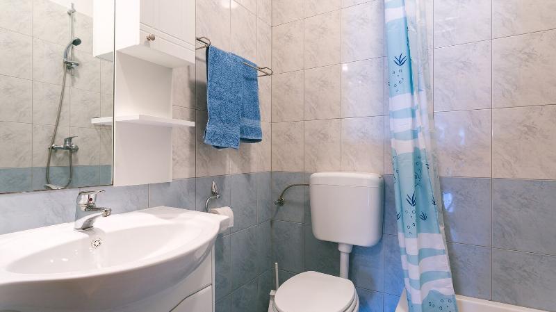 A3(5): bathroom with toilet