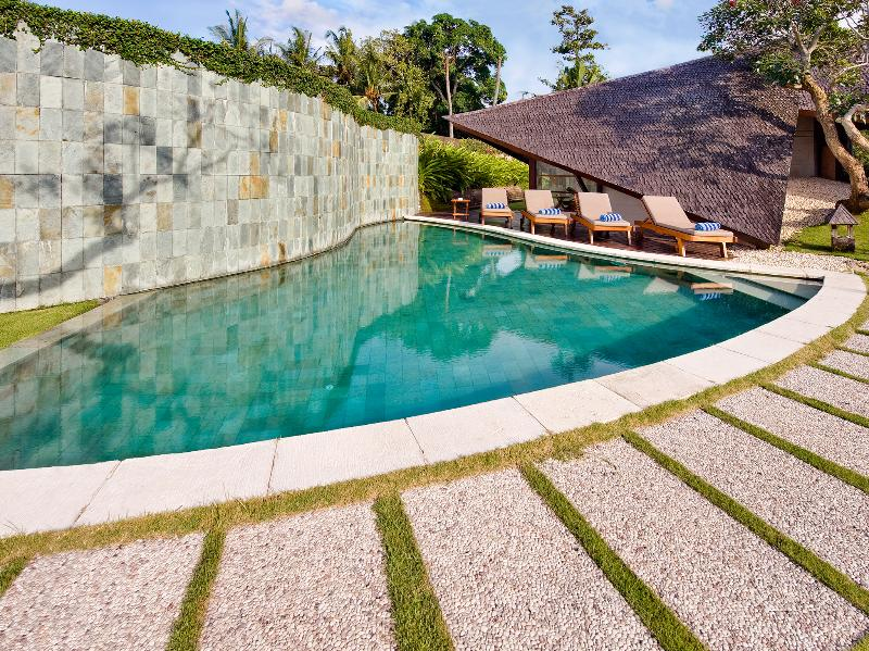 Bali Bali Two - Alternative view of pool and deck