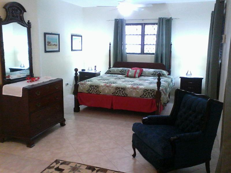 The 'Grand Room'. Comfortable sleeping!