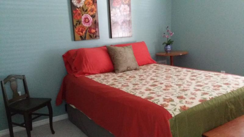 Brdrm #4 Queen Bed