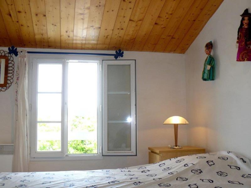 La chambre 3 : 2 lits jumeaux de 90, séparables, formant un grand lit de 180 x 190