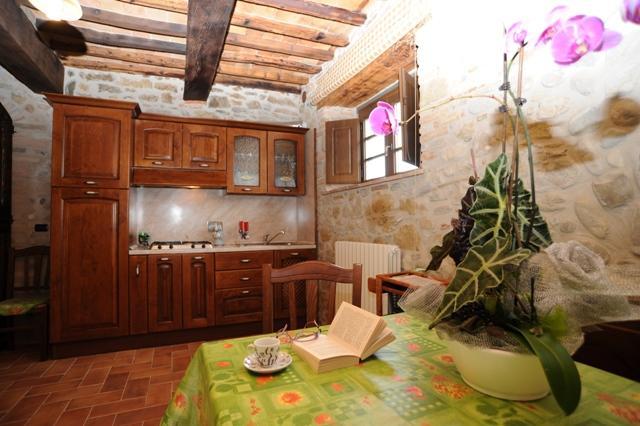 Agriturismo Podere Casenove Appartamento Pino, Ferienwohnung in Pistrino