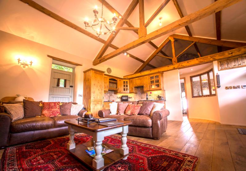 Dolydd Cottage - Heart of Snowdonia, vacation rental in Gellilydan