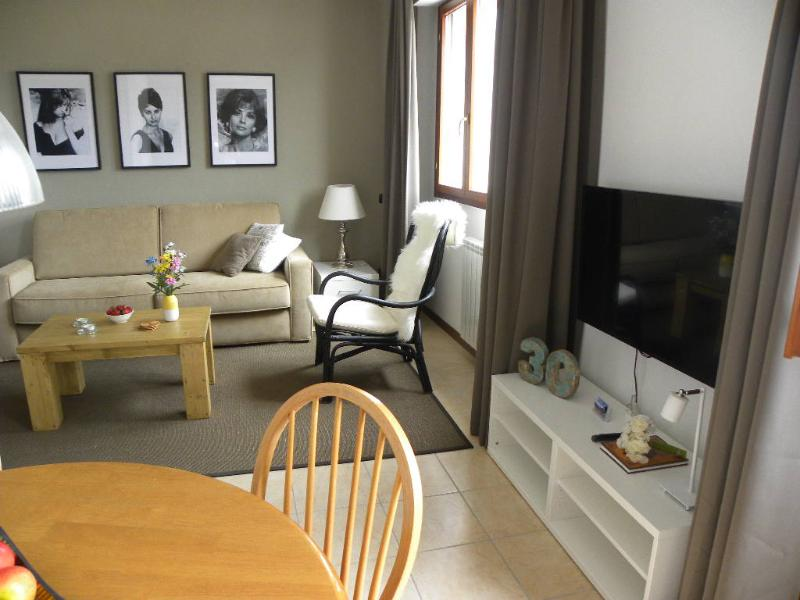 The studio offers all the comfort you need for a pleasant stay.
