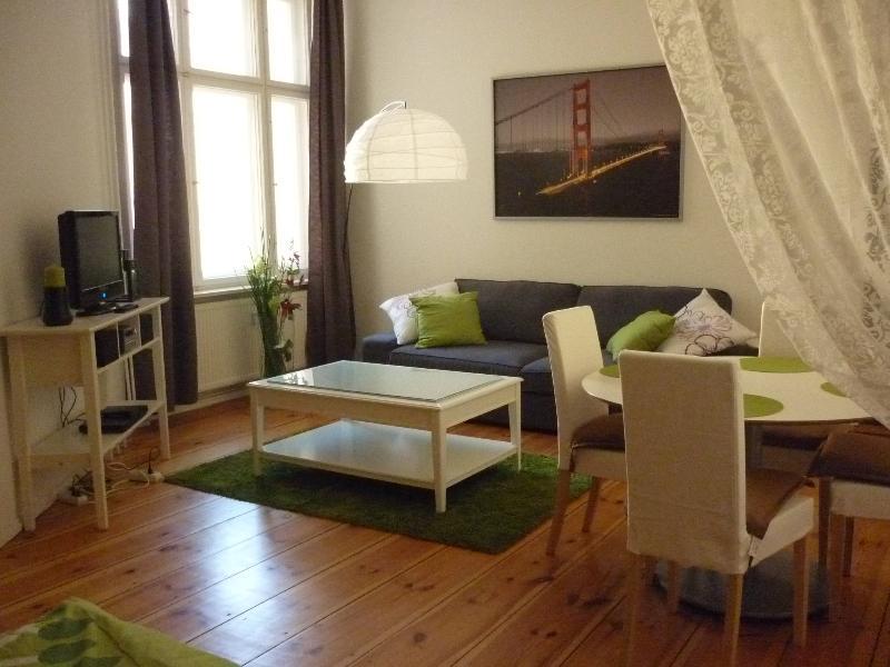 louer appart Berlin Agréable appartement
