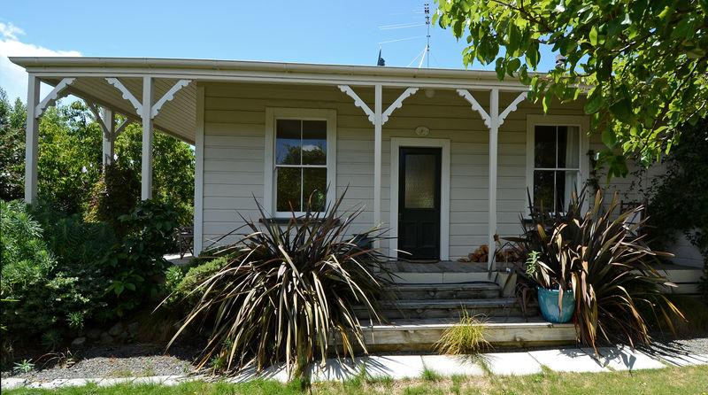 Ambrosia Cottage, Martinborough, Wairarapa, NZ, alquiler vacacional en Martinborough