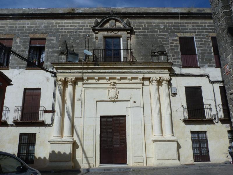 Casa Palacio Morla y Melgarejo (apto. 90m2), holiday rental in Jerez De La Frontera