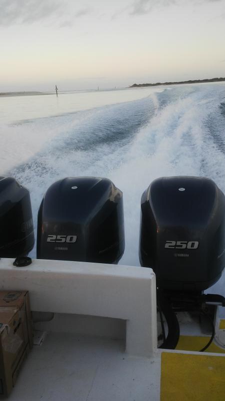 Come arrivare con il traghetto di North Caicos
