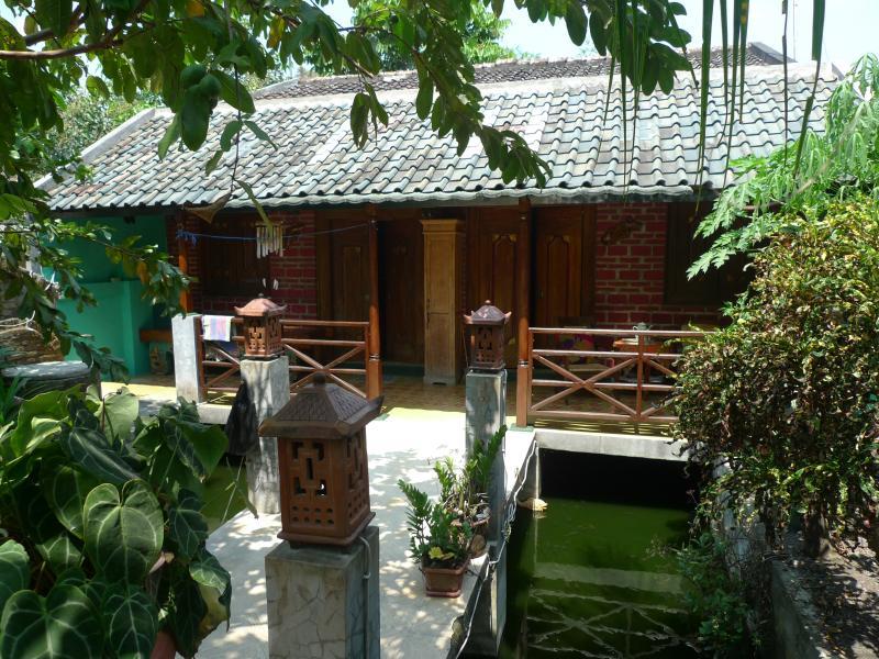 Yogya: Go local, go to Homestay Mas Prio, location de vacances à Yogyakarta