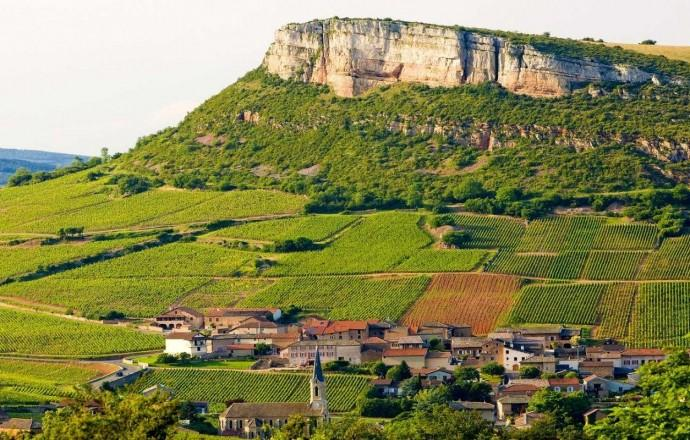 Roche de Solutré  Musée et vignobles du maconnais