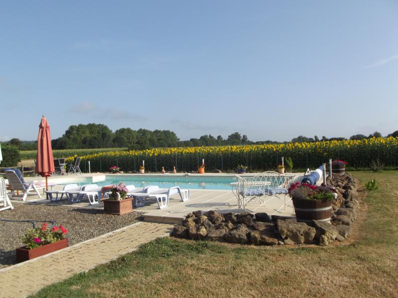 ValentineGites - Romeo, holiday rental in Cazaux-Villecomtal