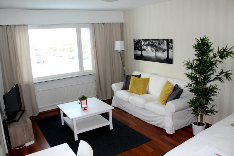 Comfortable and cozy one bedroom apartment located near by all the main services.